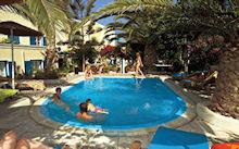 Foto Hotel Hermes in Kamari ( Santorini)